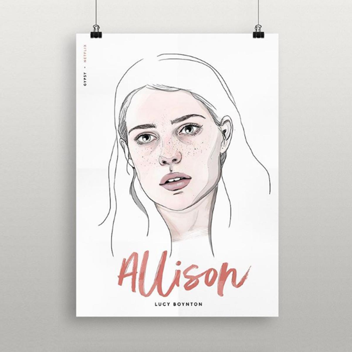 Allison – Netflix